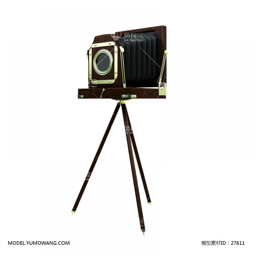 25 0 0 模型详情 素材名称:复古照相机3d模型下载 素材大小:3.