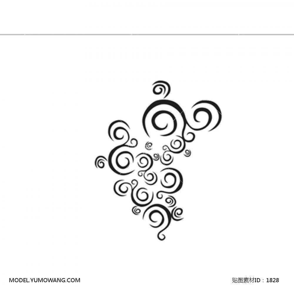 18 0 0 模型详情 素材名称:单体黑白 (1)贴图下载 素材大小:483.