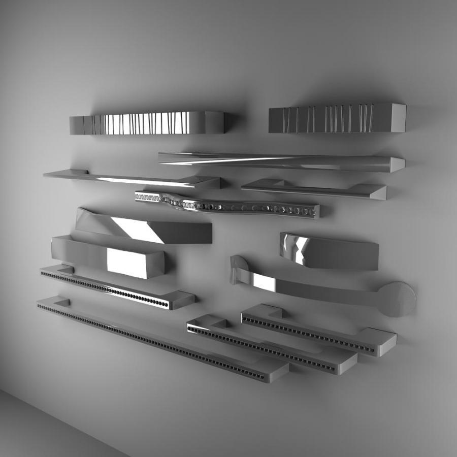 3D精品定制模型