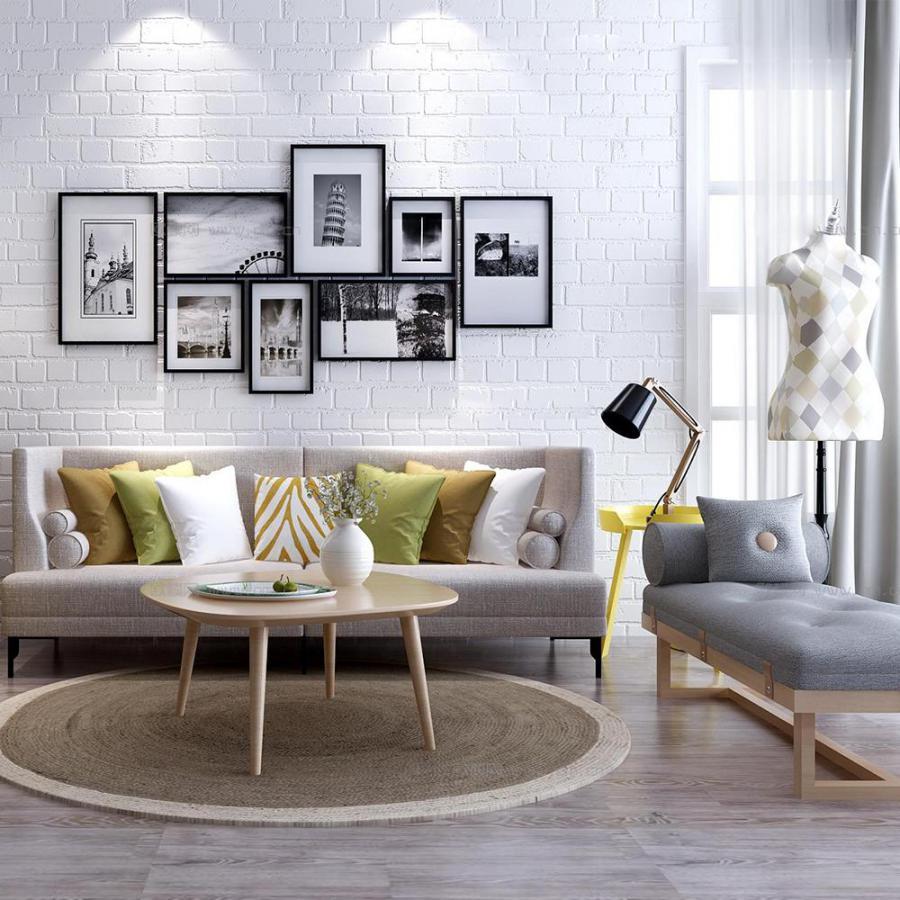 沙发3d模型免费下载