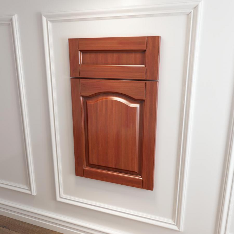 实木橱柜衣柜门板门型 3d模型下载