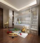 现代风格儿童房 (2)3d模型免费下载