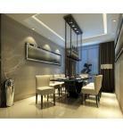 新中式风格餐厅 (21)3D模型下载-[ID]35645