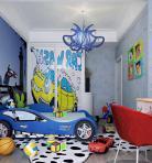 儿童房 (4)3D模型下载-[ID]37371