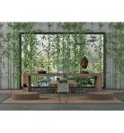 新中式茶室茶几茶案组合3D模型下载-[ID]45202