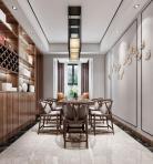 中式风格整体家装客厅空间3D模型下载-[ID]49064