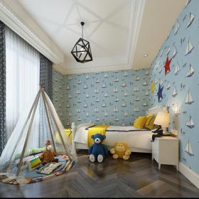 儿童房3d模型免费下载