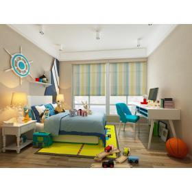 儿童房53d模型免费下载