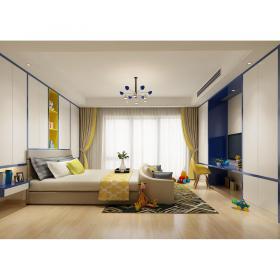 儿童房53d模型