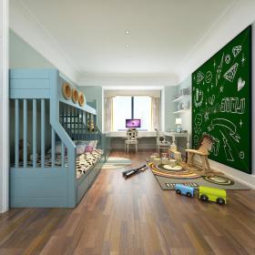 儿童房 (3)3d模型免费下载