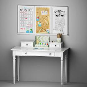 现代书桌椅 (3)3d模型免费下载
