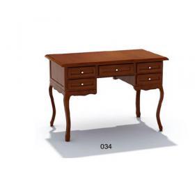 欧式实木方桌3 (1)3d模型免费下载