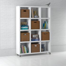 现代书柜 (1)3d模型免费下载