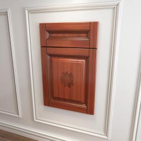 橱柜衣柜回型门板原创3d模型免费下载