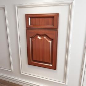 橱柜衣柜实木异形门板原创3d模型免费下载