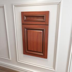 橱柜衣柜回型压线门板门型3d模型免费下载