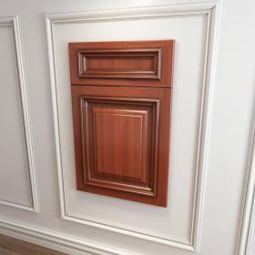 橱柜衣柜回型压线门板门型原创3d模型免费下载