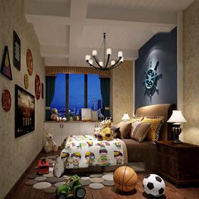 儿童房 (2)3d模型免费下载