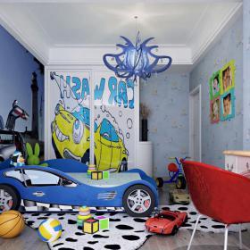 儿童房 (4)3d模型免费下载