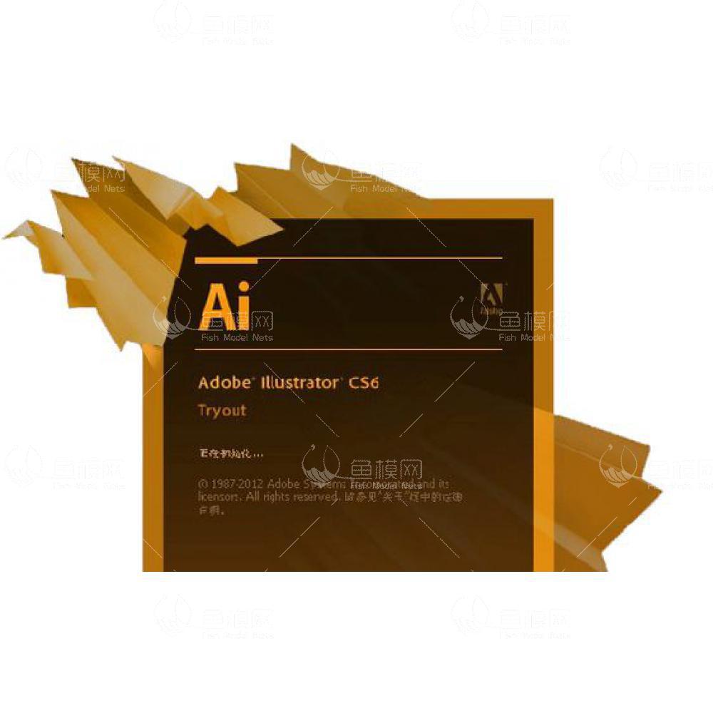 Adobe Illustrator CS63D模型下载-[ID]10