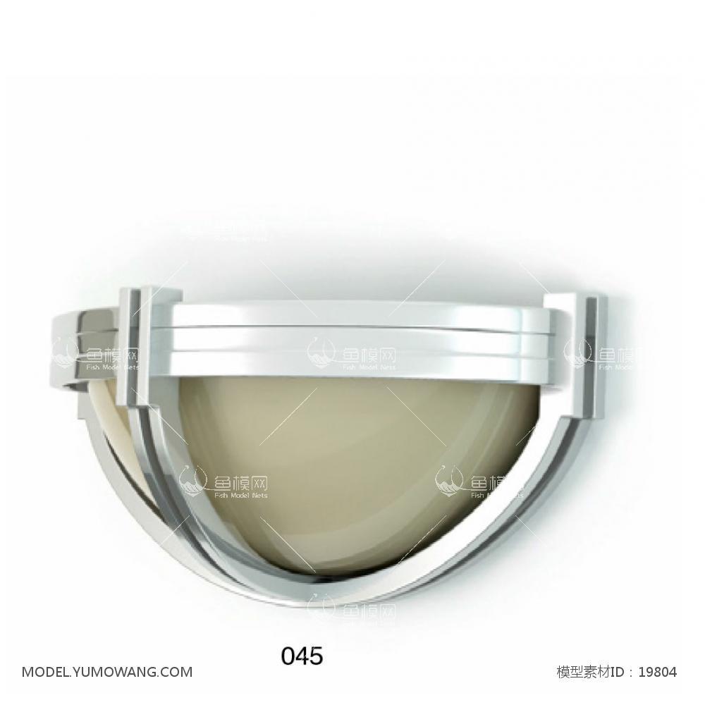 壁灯 (12)3d模型