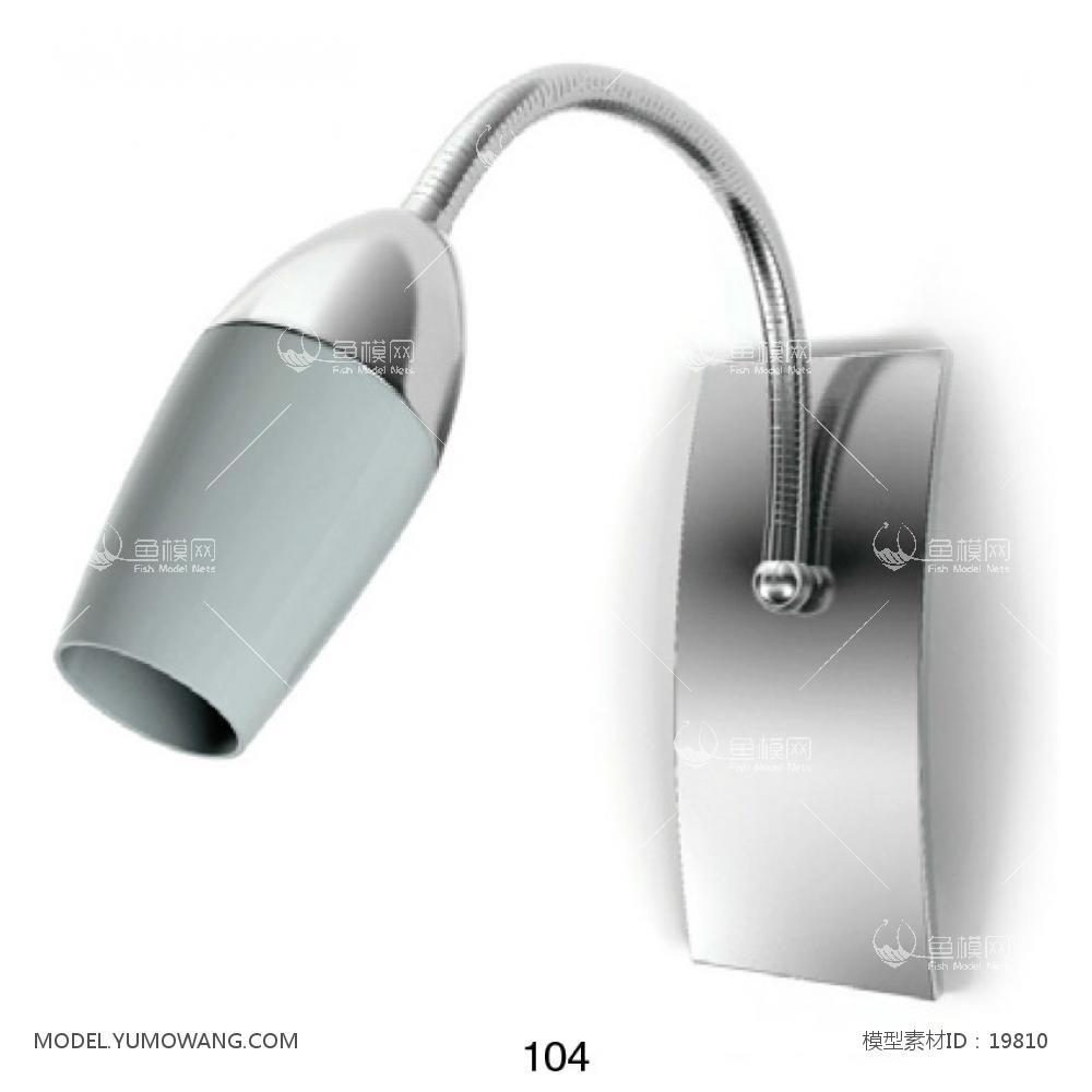 壁灯 (21)3d模型