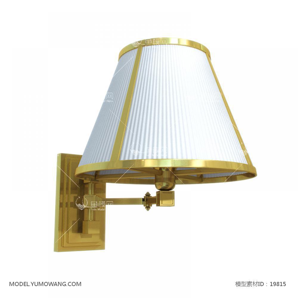 壁灯 (29)3d模型