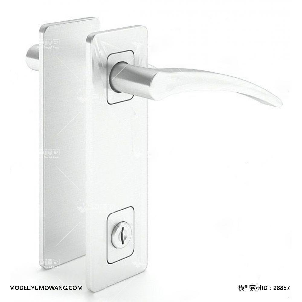 门拉手 (5)3D模型下载-[ID]28857