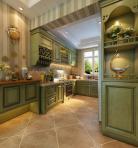 北欧厨房橱柜3D模型下载-[ID]44863