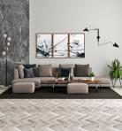 北欧家具类沙发133D模型下载-[ID]43084