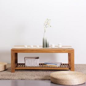 中式-回纹茶几3d模型