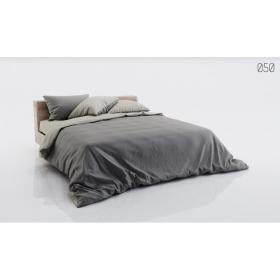 欧式卧室深色双人床3d模型