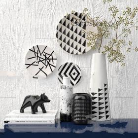 办公室可爱植物组合3d模型